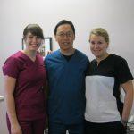 Dr. Wong, Alana and Lindsay Sept 18 2015 001